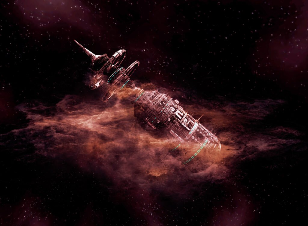 Bottle Ship - image courtesy of metroid wiki