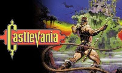 Castlevania 1986 NES review