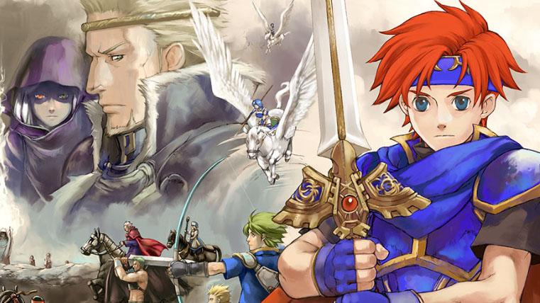 Fire Emblem: Binding Blade (2002) & Fire Emblem: Blazing Sword (2003)