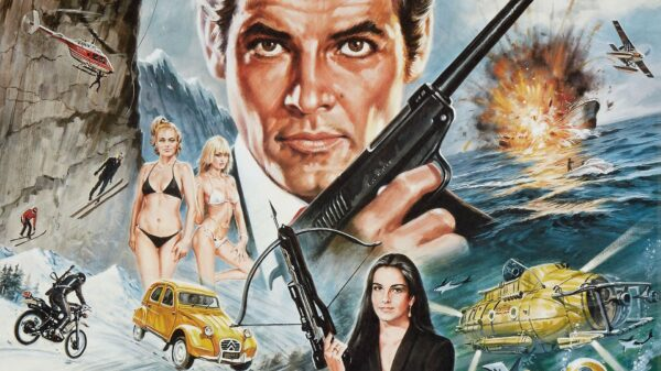 For Your Eyes Only James Bond 007 Review
