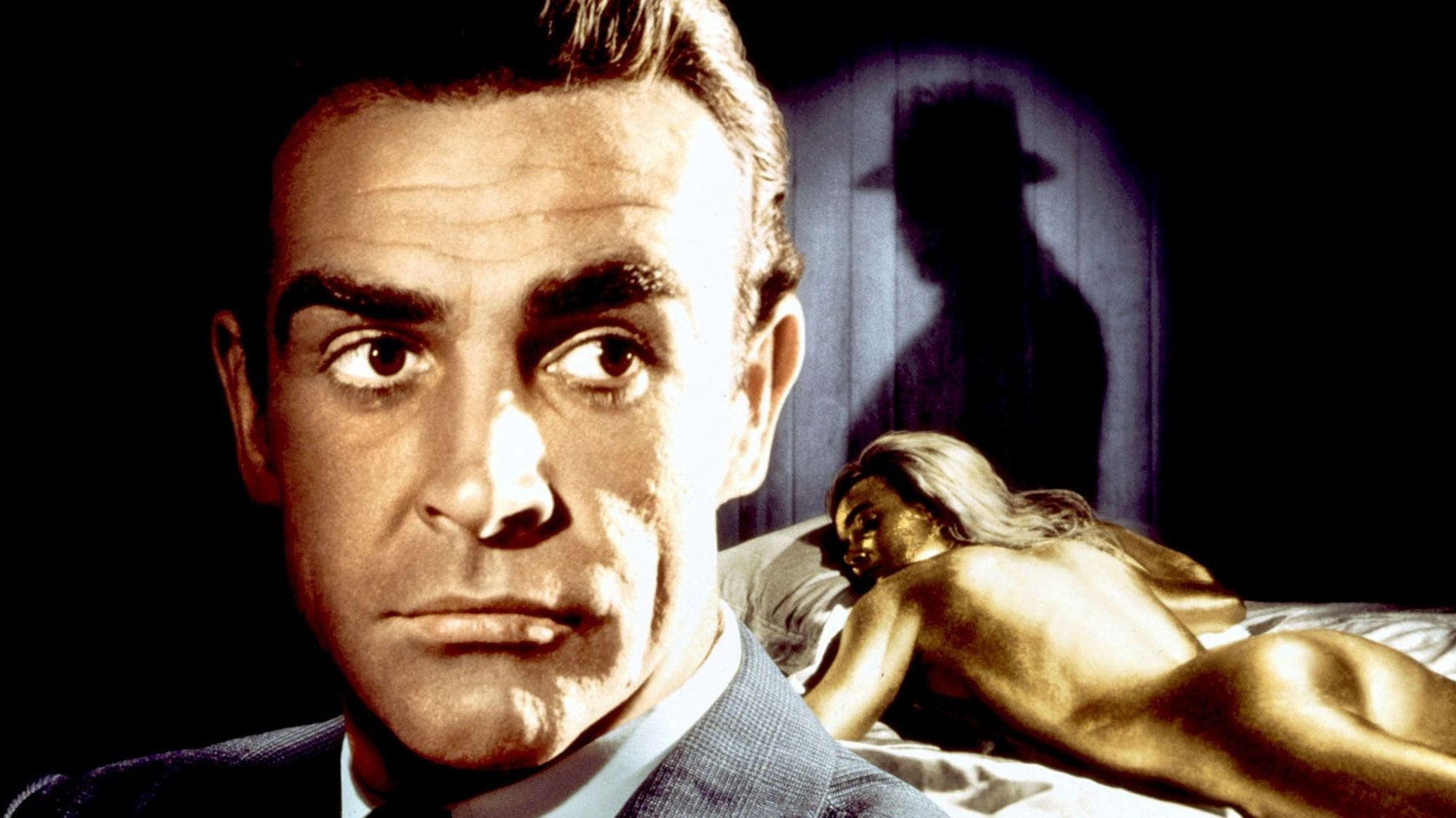 Goldfinger James Bond 007 Retrospective