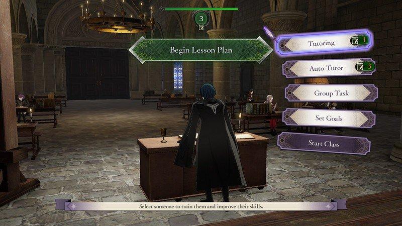 Three Houses Lesson Plans