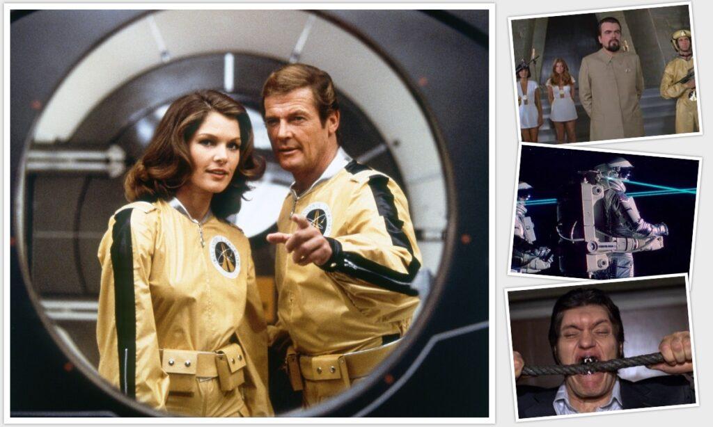 Moonraker James Bond 007 film review