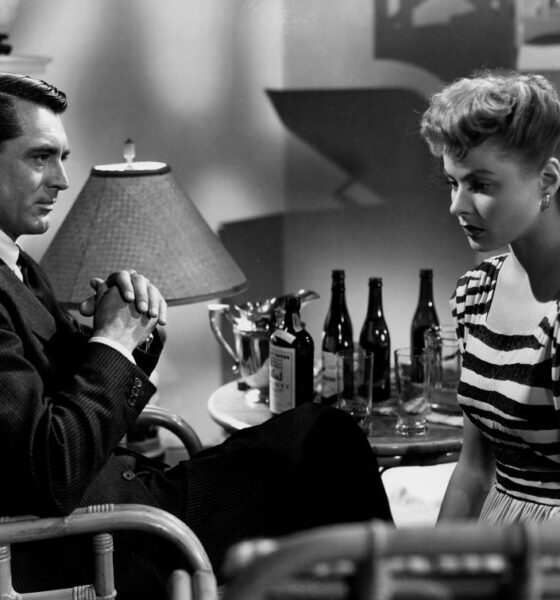Hitchcock's Notorious 1946 review
