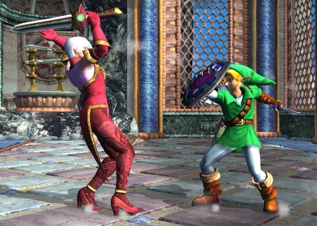 Soulcalibur II Link Ivy