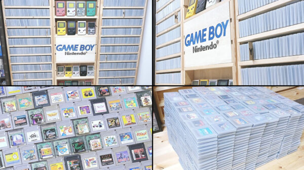 GameBoy Collection of Games