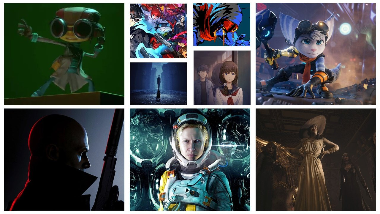 The Best Video Games Of 2021