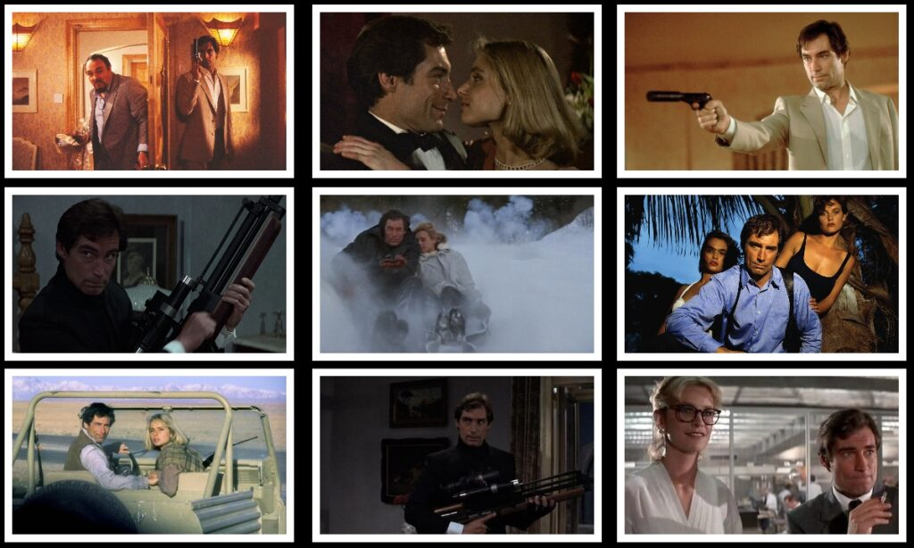 The Living Daylights James Bond 007 Review