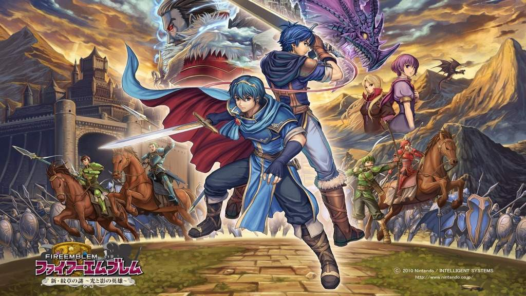 """The Six Best Fire Emblem Games Fire Emblem is a storied franchise, one that has spanned well over two decades of inspired medieval story, chess-like strategic combat, and blue-haired pretty boys. There will always be games in the series that stick out, though, the ones that influenced the games yet to come, or built a veritable kingdom of new fans. With it being the 25th anniversary of the series, and Fire Emblem: Fates having just come out, let's look at some of the most influential titles in the franchise.  6. Fire Emblem: The Mystery of the Emblem Mystery of the Emblem was essentially two-games-in-one, as it contained a remake of the original Fire Emblem originally released on the Famicom. The Mystery of the Emblem introduced one of the most interesting mechanics in the franchise, the ability for Cavaliers and Pegasus Knights to dismount their horse/Pegasus. This allowed for them to swap between weapons, lances while mounted and swords while on foot, which is a series first.  Putting two games on one cartridge limited things a bit, though. Several chapters and even playable characters were cut from the remake in Book 1. It's a little odd that the two games were even combined in the first place, as they had two different development teams. While it was probably a way to show off the Super Famicom's 24 Megabit cartridge capabilities, it did as much harm as it did well in showcasing the remake. The Mystery of the Emblem was the only Fire Emblem title to make it into the Famitsu readers' """"Top 100 Games"""" list from 2006, so it must be doing something right.     5. Fire Emblem: Binding Blade (2002) & Fire Emblem: Blazing Sword (2003) Another two-for-one deal, Binding Blade, and Blazing Sword feel like two parts of the same whole. They share not only a setting and story but also very identical gameplay. Binding Blade was the first game to be released and features Roy (known overseas for his appearance in the Smash Bros. series), as its main protagonist. Sadly, Binding Bl"""