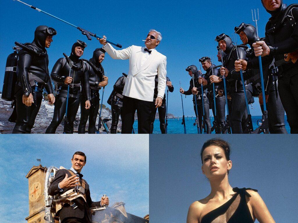 Thunderball James Bond 007 Movie Review