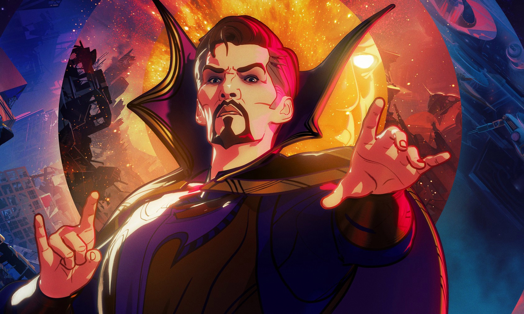 Dr. Strange Marvel Studios What If...? Episode 4 Review