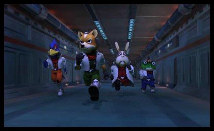Star Fox 64 3D team