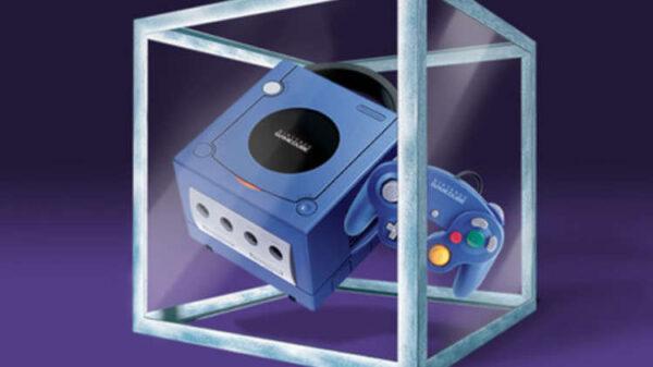 GameCube Nintendo 20 years later anniversary