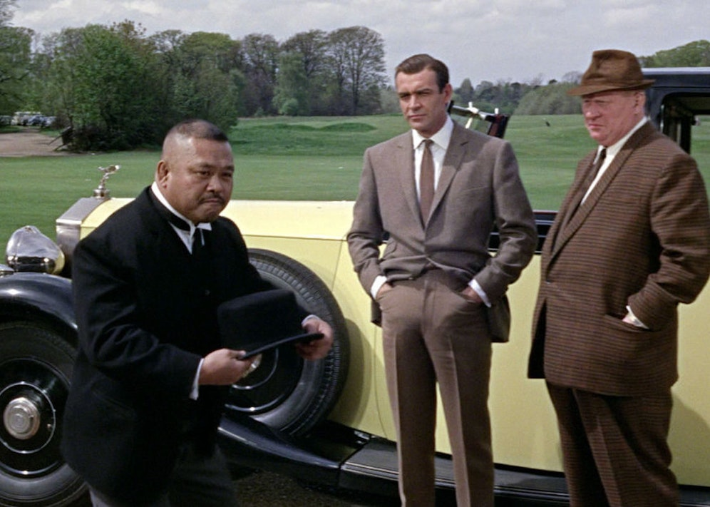 Goldfinger - Best James Bond Movies