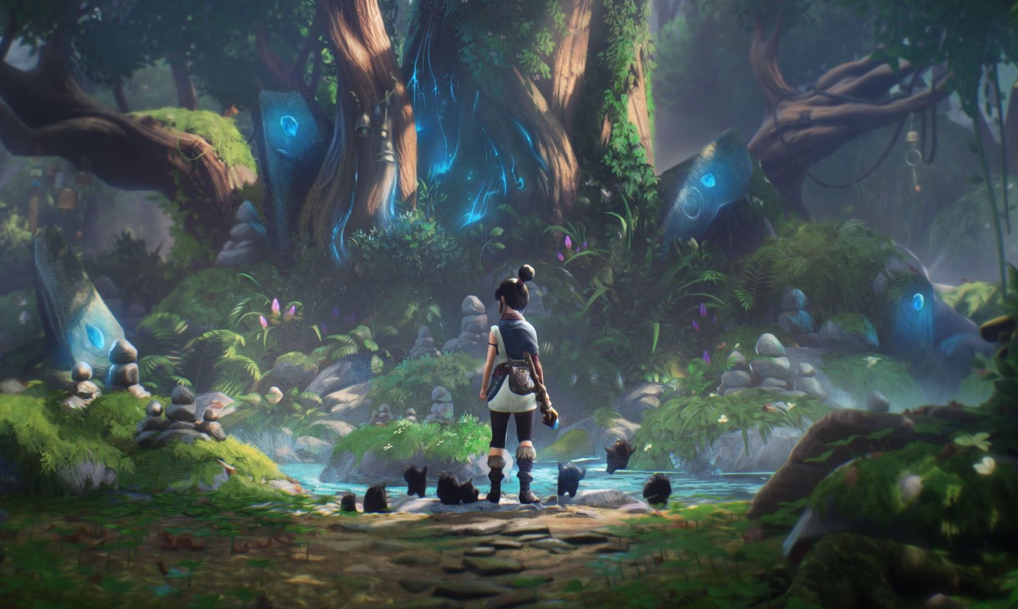 Kena: Bridge of Spirits Ember Lab Review PlayStation 5