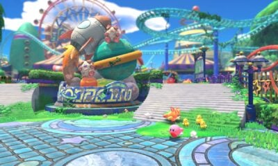 Kirby and the Forgotten Land Nintendo Switch features we hope