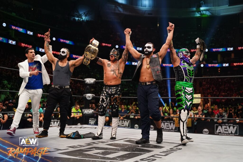 AEW Rampage: Grand Slam Review