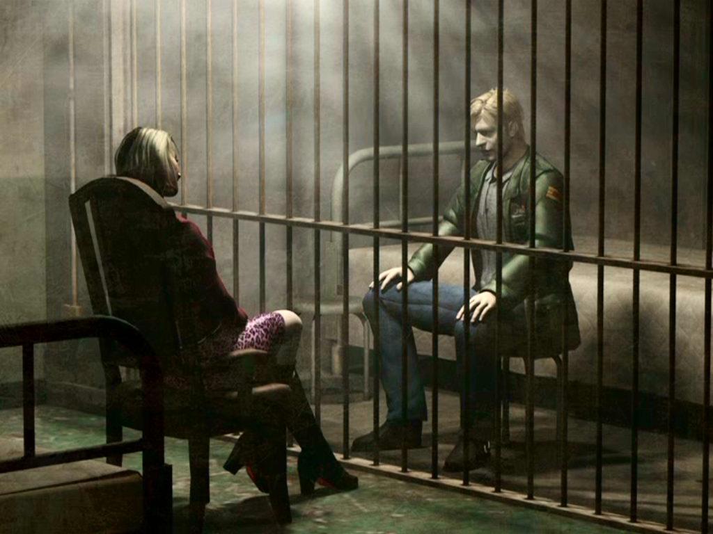Silent Hill 2 storytelling