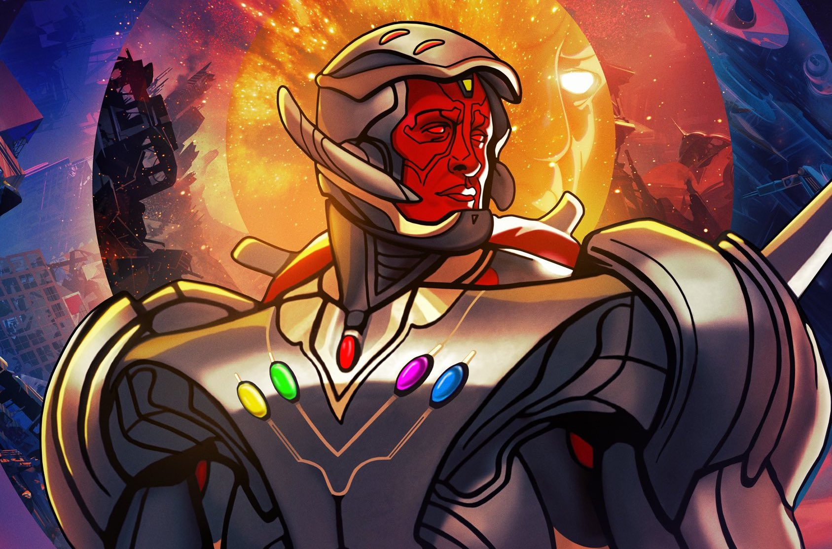 What If...? season 1 penultimate episode what if ultron won review