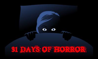 31 Days of Horror marathon