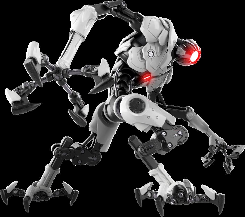 EMMI - image courtesy of metroid wiki
