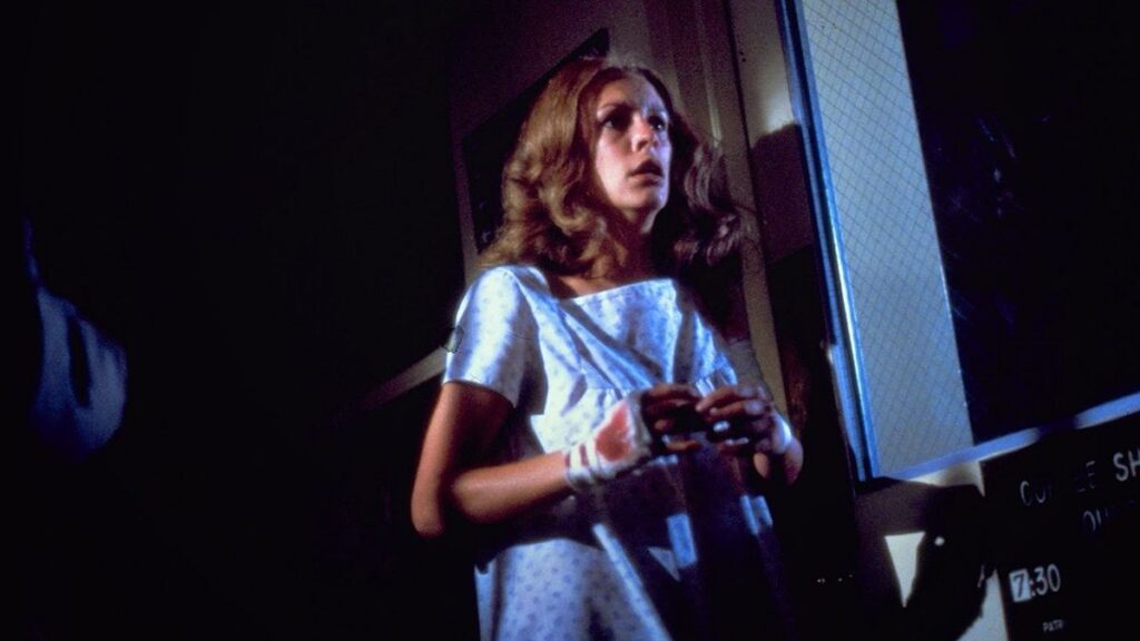 Halloween II: Laurie on the lookout