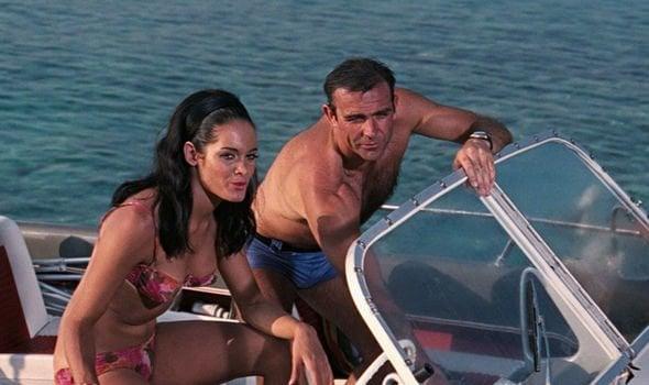 Thunderball - Best James Bond Scenes