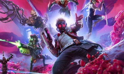 Marvel's Guardians of the Galaxy Game Review