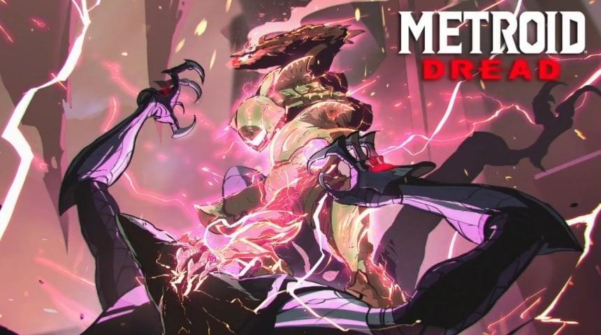 Metroid Dread Ending - image courtsy of Samurai Gamers