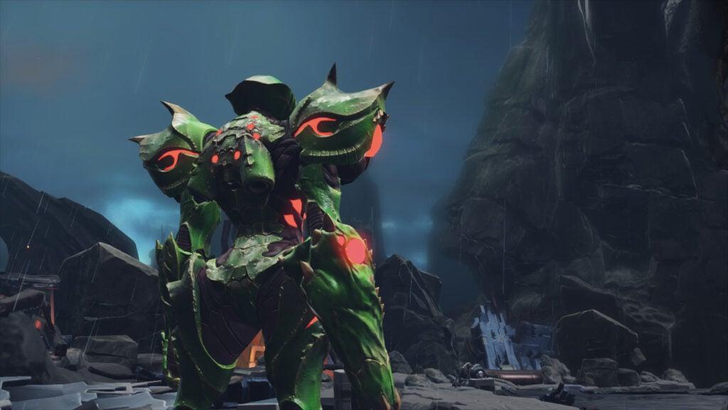 Metroid Dread Final eBoss - image courtesy of Reddit
