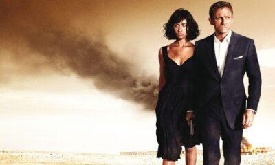 Quantum of Solace James Bond 007 review