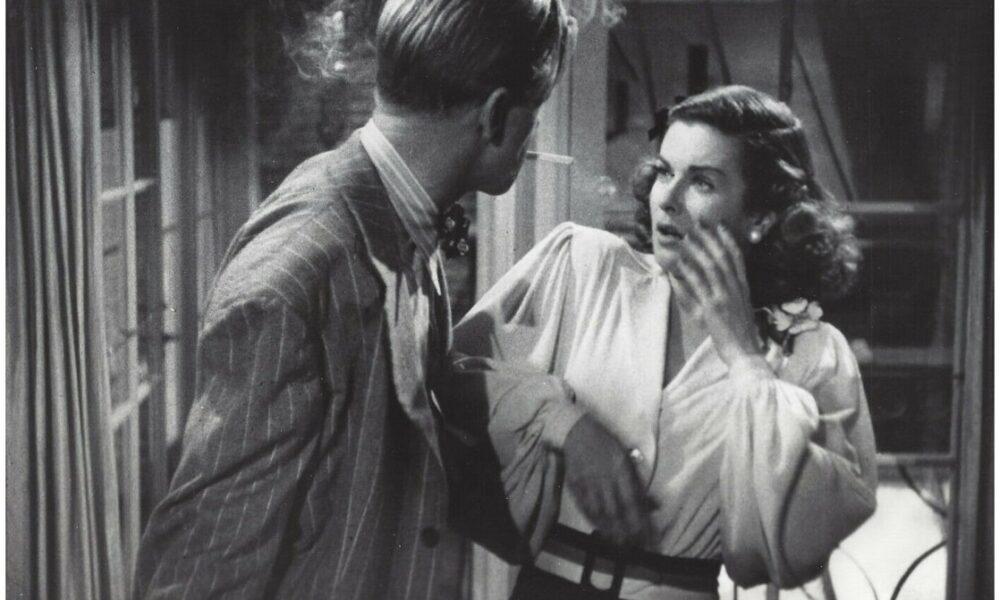 Scarlet Street Film Noir Film Review