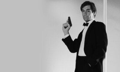Timothy Dalton James Bond