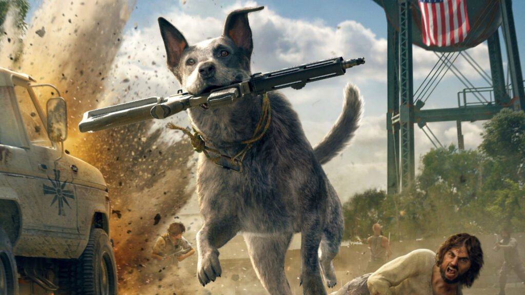Far Cry 6 Ubisoft Best Animal Companions Pets Boom Boom Boomer