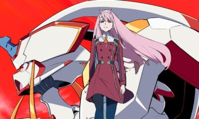 Darling in the FRAXX