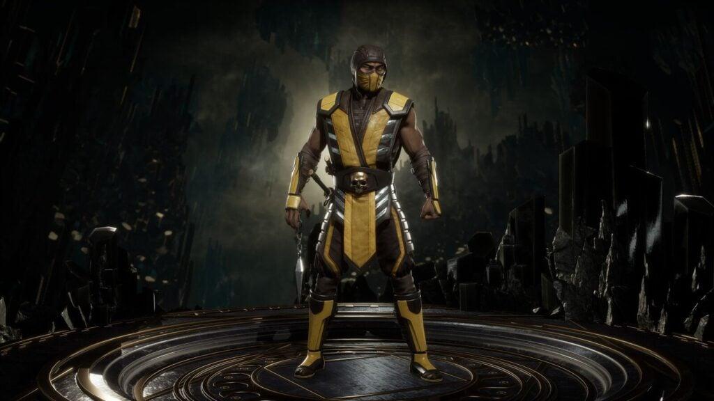 scorpion mortal kombat - Final Challenger
