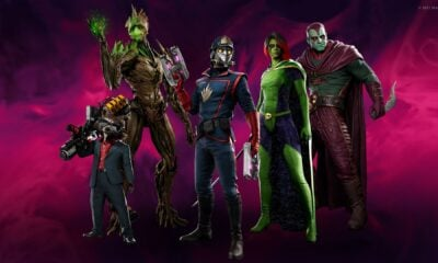 Marvel's Guardians of the Galaxy game comics to read Eidos-Montréal Square Enix game