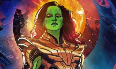 What If...? Gamora the watcher broke his oath
