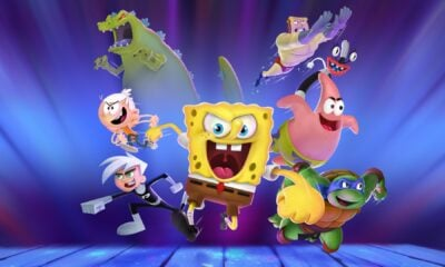 Nickelodeon All-Star Brawl Review for Nintendo Switch