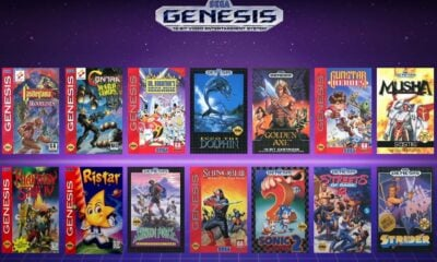 Sega Genesis Nintendo Switch Online