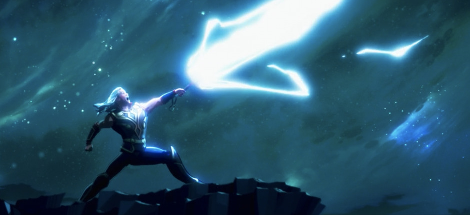 """What If… The Watcher Broke His Oath?"" Marvel Studios finale"