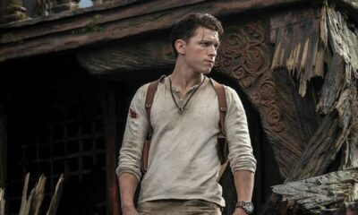 Uncharted trailer - movie